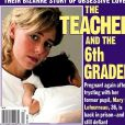 Mary Kay Letourneau en couverture de People en 1998