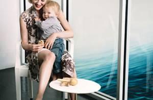 L'actrice Gretchen Mol vous présente son adorable fils...