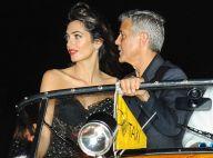 Amal Clooney : Jeune maman glamour et radieuse à Venise au bras de George
