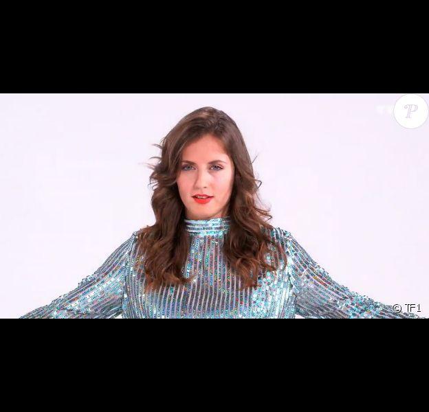 """Julie, candidate de """"Secret Story 11"""" (TF1 et NT1)."""