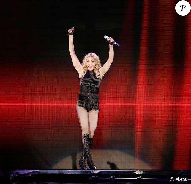Madonna est plus que jamais la reine des dollars !