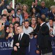 """Robert Pattinson - Tapis rouge avant la projection de """"Good Time"""" lors 43ème Festival du Cinema Americain de Deauville le 2 septembre 2017. © Denis Guignebourg/Bestimage"""