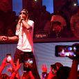 """Lil Wayne lors de la soirée """"The Berry Company"""" au Gotha à Cannes le 19 août 2017. © Rachid Bellak / Bestimage"""