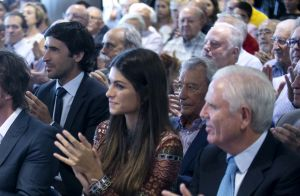 Fernando Alonso : Sa bombe Linda sublime pour son arrivée au Real Madrid