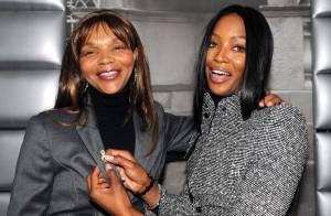 Naomi Campbell et sa maman Valérie : un duo chic et étincelant !