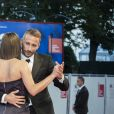 """Adèle Exarchopoulos et Matthias Schoenaerts à la première de """"Le Fidèle"""" au 74e Festival International du Film de Venise (Mostra), le 8 septembre 2017."""