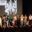 Projection en cinéma-karaoké de Mamma Mia - Soirée organisée par L'Ecran Pop le 7 septembre 2017 au Grand Rex