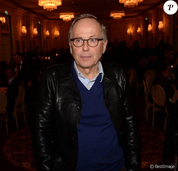"""Exclusif - Fabrice Luchini - Dîner Etam """"Women's independence"""" à l'hôtel Ritz à Paris le 7 mars 2017."""