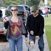 Tobey Maguire et sa femme Jennifer Meyer en famille... en attendant bébé !