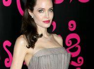 Angelina Jolie : Beauté glamour mais si frêle, à New York avec ses enfants