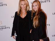 Estelle Lefébure et sa fille Emma : Tendre duo devant Karole Rocher enceinte