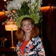 Julie Depardieu - Soirée d'inauguration de l'Hôtel Fouquet's Barrière à Paris le 14 septembre 2017. Embellis, l'Hôtel Fouquet's Barrière Paris et sa célèbre brasserie reviennent sur le devant de la scène et illumineront Paris. Après plusieurs mois de travaux, l'établissement, plus parisien que jamais, a réouvert ses portes. © Rachid Bellak/Bestimage