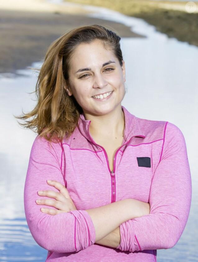 """Mel, 25 ans, étudiante en marketing digital et candidate de """"Koh-Lanta Fidji"""" sur TF1."""
