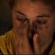 "Mél en larmes - ""Koh-Lanta Fidji"" sur TF1. Le vendredi 15 septembre."