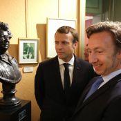 Stéphane Bern : L'ami de Brigitte et Emmanuel Macron face à une grande mission
