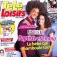 """Magazine """"Télé Loisirs"""" en koisques le 18 septembre 2017."""