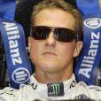 Michael Schumacher - Grand prix de Formule 1 a Abu Dhabi aux Emirats Arabe le 4 Novembre 2012.