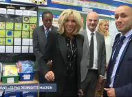 """Brigitte Macron, première dame qui se cherche : """"J'ai besoin de temps..."""""""