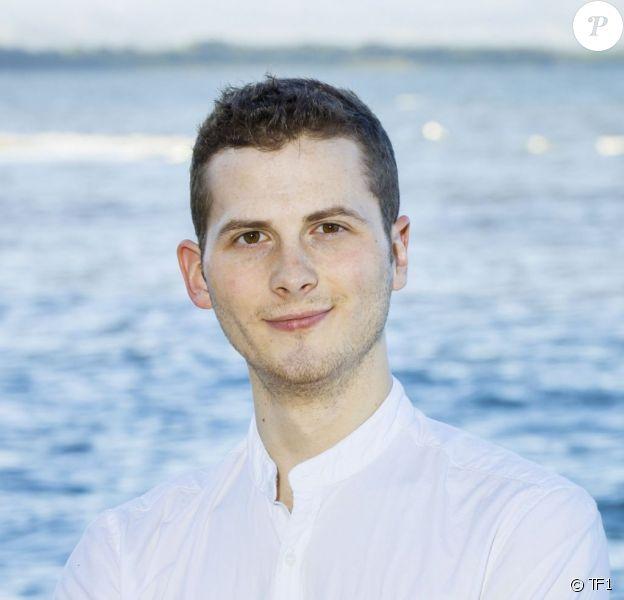 """Théotime, 23 ans, gérant de food-truck et candidat de """"Koh-Lanta Fidji"""" sur TF1."""