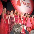 Toutes les stars au Heart Truth Red Dress de New-York