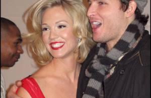 Jennie Garth et son mari voient la vie en... rouge passion !