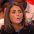 """Valérie Bénaïm s'exprime sur l'affaire de la robe,""""TPMP"""", lundi 25 septembre 2017, C8"""