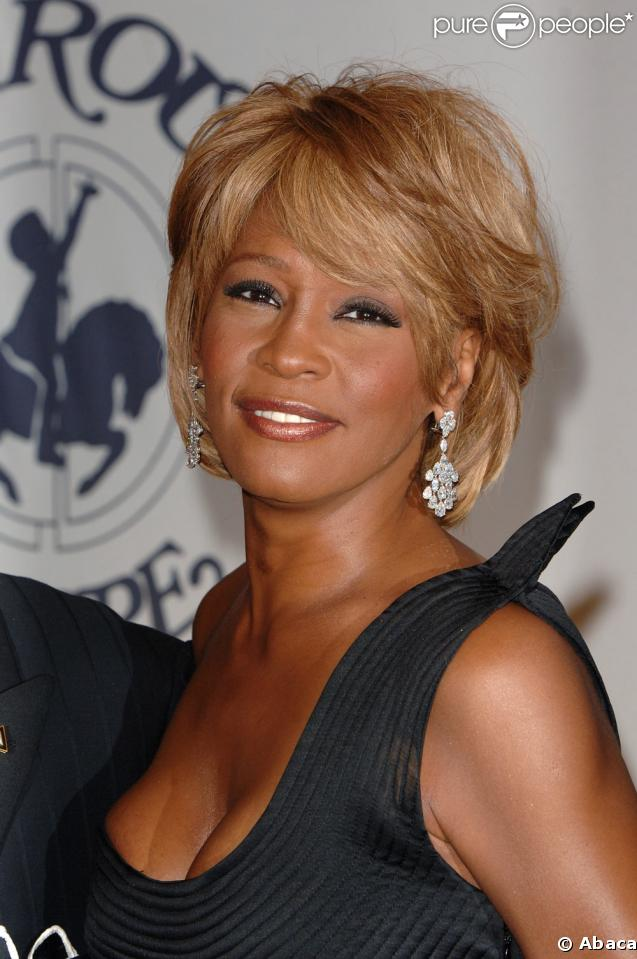 whitney houston â€