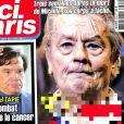 """Couverture du magazine """"Ici Paris"""", numéro du 27 septembre 2017."""