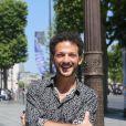 Exclusif - Vincent Dedienne - Rencontre avec le Jury longs métrages au cinéma Publicis lors du 6ème Champs Elysées Film Festival (CEFF) à Paris, France, le 18 juin 2017. © CVS-Veeren/Bestimage