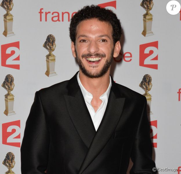 Vincent Dedienne - 29ème cérémonie des Molières 2017 aux Folies Bergère à Paris le 29 mai 2017. © Coadic Guirec/Bestimage