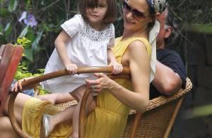 Katie Holmes et Suri : tendres moments sous le soleil brésilien... Trop craquantes !