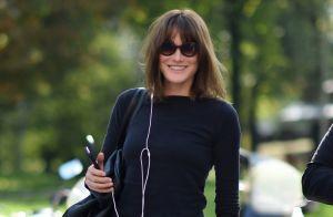 Carla Bruni, 49 ans, et son corps :