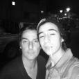 Ben Attal, fils d'Yvan et de Charlotte Gainsbourg.