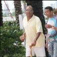 O.J. Simpson à Fort Lauderdale le 21/08/2006