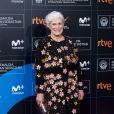 """Glenn Close - Avant-première du film """"The Wife"""" lors de la cérémonie de clôture du 65ème festival du film de San Sebastian, le 30 octobre 2017"""