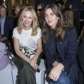 Fashion Week : Charlotte Casiraghi, matinale et radieuse à l'Opéra