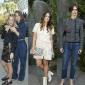 Fashion Week : Laura Smet, Anouchka Delon... divines pour le défilé Chanel