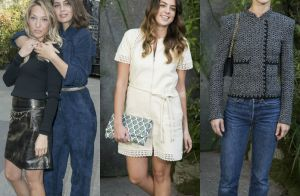 Fashion Week : Laura Smet, Anouchka Delon... divines pour le défilé Chanel