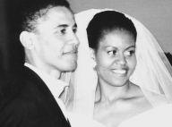 Michelle Obama : Mots d'amour et vieille photo pour ses 25 ans avec Barack