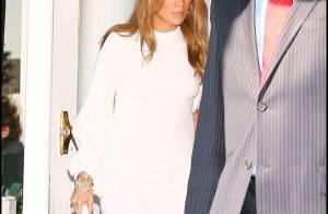 Jennifer Lopez, dans n'importe quelle circonstance... elle est toujours très classe !