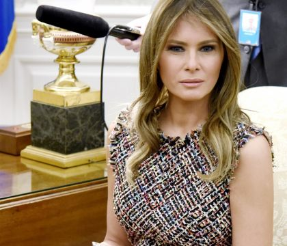 Melania Trump : Son staff clash Ivana, l'ex-femme de Donald, après son interview