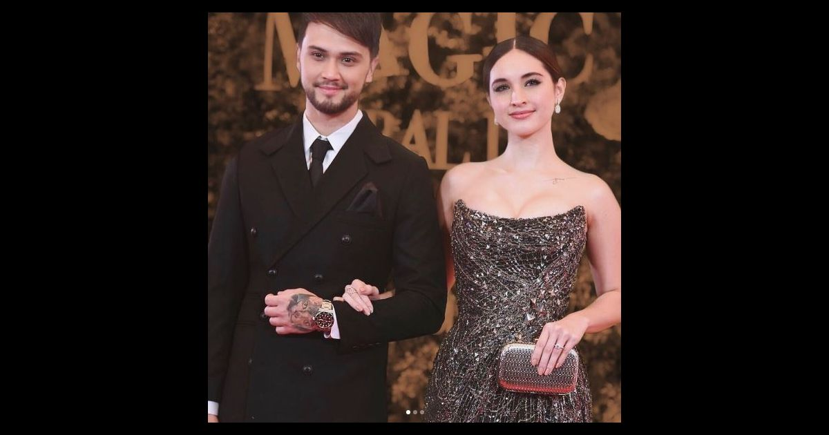 billy crawford et lorie