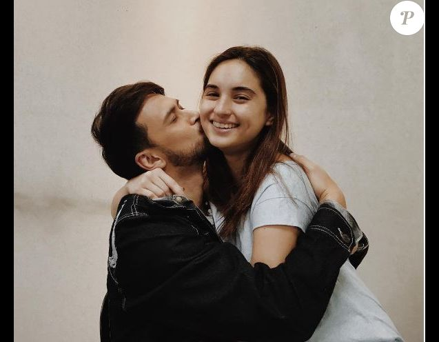 Billy Crawford retrouve sa fiancée Coleen Garcia, le 11 octobre 2017