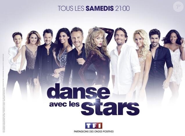 """Photos officielle de """"Danse avec les stars 8"""", TF1"""
