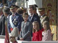 Letizia d'Espagne, ses filles et Felipe à la fête à Madrid avant un drame...