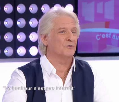 """Patrick Sébastien, son passé d'alcoolique : """"L'alcool ne résout rien"""""""