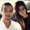 Louis Sarkozy et sa chérie Natali, so in love et réunis avec Cecilia Attias