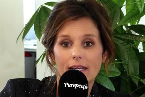 EXCLU - Faustine Bollaert : Son mari Maxime Chattam, la maternité... Elle dit tout