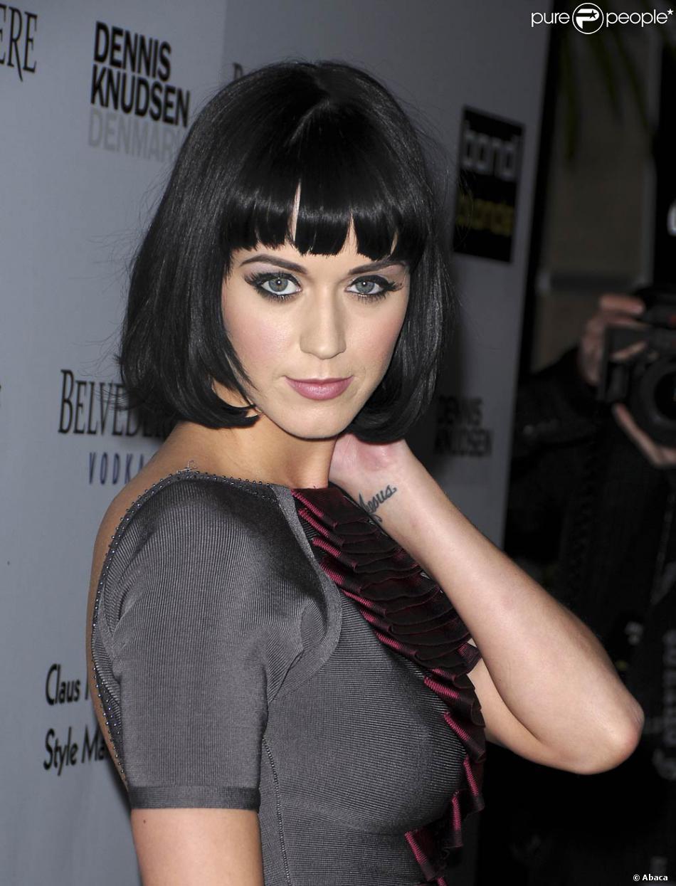 Katy Perry, une séductrice née...