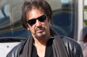 EXCLU : Le nouveau look d'Al Pacino... tellement improbable avec cette queue de cheval ringarde !